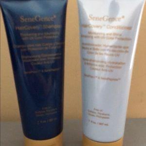 Senegence shampoo & conditioner.